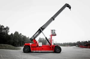Kalmar Super Gloria reachstacker