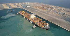 Khalifa Port: Photo credit ADT