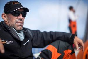 Stu Bannatyne (Photo by Team Alvimedica)