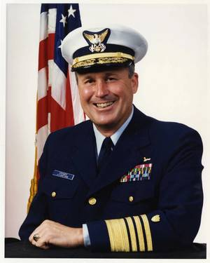Adm. Robert E. Kramek, 20th Commandant of the Coast Guard (Photo: U.S. Coast Guard)