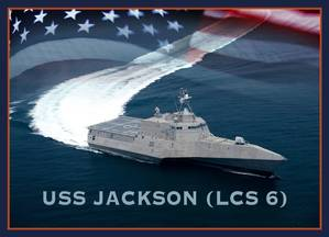 Image courtesty of USN