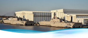 LCS at Austal USA  Photo Austal