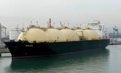LNG Carrier: Credit Wikipedia CCL Wmeinhart