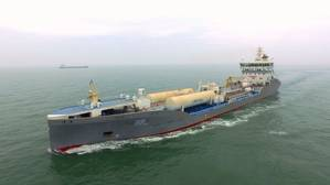 LNG-fuel oilchemical tanker built by Avic for Terntank Rederi AS
