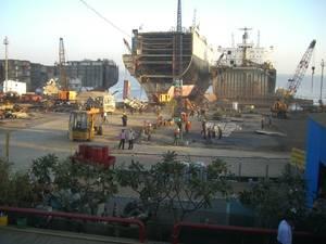 Leela Ship Recycling