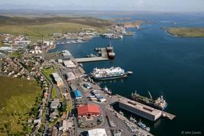 Lerwick Port