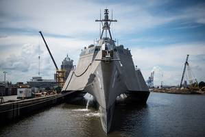 Littoral Combat Ship 6 (Photo: Austal)