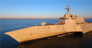 Littoral Combat Ship Gabrielle Giffords (LCS 10) Photo Austal