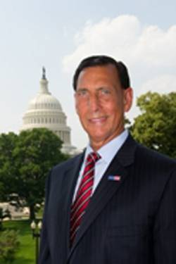 Coast Guard and Maritime Transportation Subcommittee Chairman Frank LoBiondo (R-NJ)