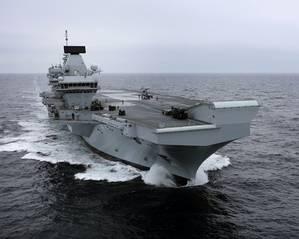 (Photo: U.K. Royal Navy)