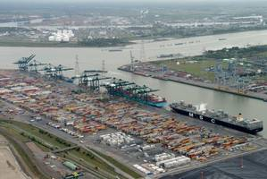 Photo courtesy of Port of Antwerp