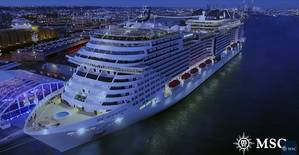 Photo: MSC Cruises