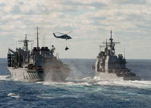 File Image: U.S. Navy Operations (credit: MSC)