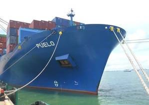 (Photo: Diana Containerships)