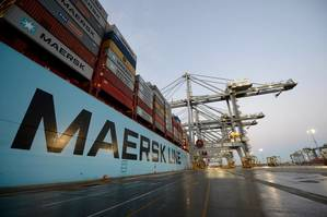 Photo courtesy of Maersk Line