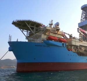 Maersk Valiant: Photo Maersk Drilling