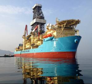 Maersk Viking: Photo credit Maersk Drilling