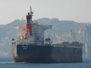 m/v Maia (Photo: Diana Shipping)