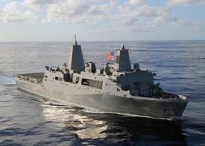 USS San Antonio (Photo: U.S. Navy)