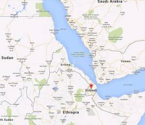 Djibouti (Image: Google Maps)