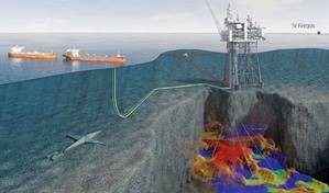 Mariner Field: Image credit Statoil