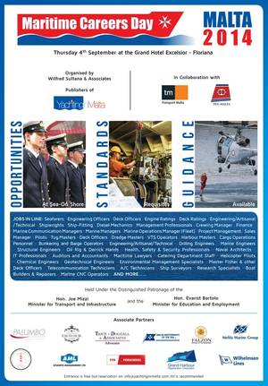 Maritime Careers Day - Flyer