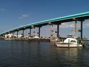 Matanzas Pass Bridge: Photo Wiki CCL