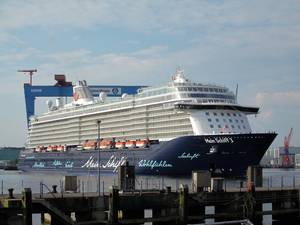 Mein Schiff 3: Image courtesy of Navis