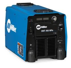 XMT® 450 MPa multiprocess welder