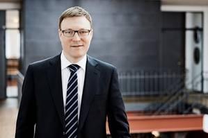 Michael Tønnes Jørgensen, NORDEN Executive Vice President and CFO (Photo: NORDEN)