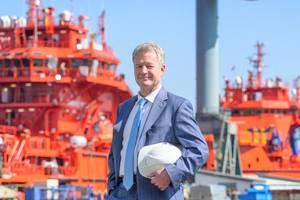 Dr.-Ing. Herbert Aly (Photo: Nordic Yards)