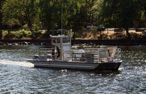 USN Skimmer: Photo credit Kvichak Marine Industries