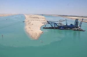 Photo: Suez Canal Authority