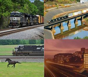 Photo: Norfolk Southern Railway