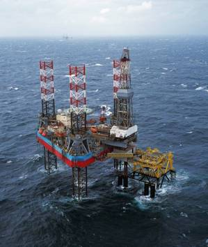 Energy Endeavour: Photo courtesy of Northern Offshore
