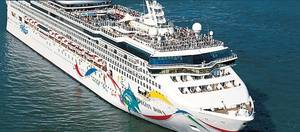 Norwegian Dawn. Photo: NCL Corporation Ltd