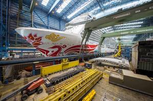 Norwegian Joy (Photo: MEYER WERFT)