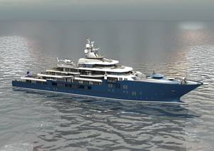 Norwegian ship builder Kleven has secured a new contract for a high specification, 116-metre long Expedition Support Vessel.