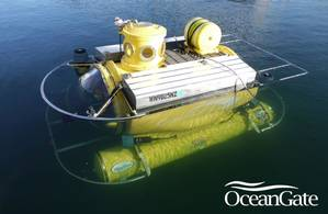 Submersible Antipodes: Image credit OceanGate