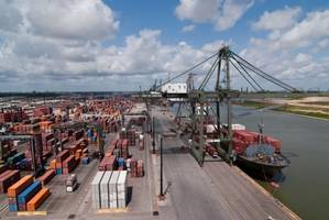 Photo: The Port of Houston Authority