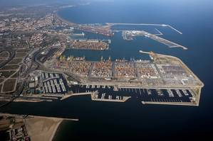 PHOTO PORT AUTHORITY OF VALENCIA