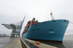 Munkebo Maersk (Photo: DP World)