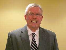 John Poulson, vice president, principal surveyor