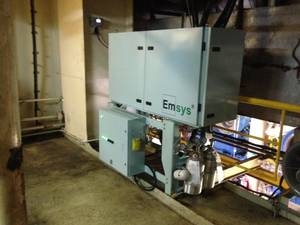 Emsys (Photo: WR Systems)