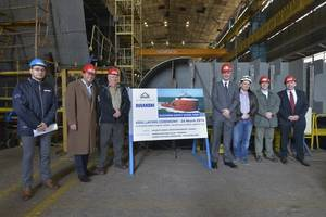 PSV 5000 Keel laying lowres