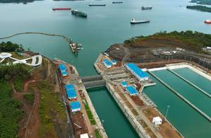 Panama Canal Photo PCA