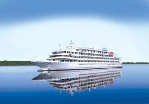 Pearl Mist (Image courtesy of Pearl Seas Cruises)