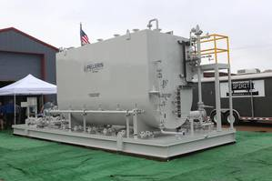 Horizontal Flotation Separator