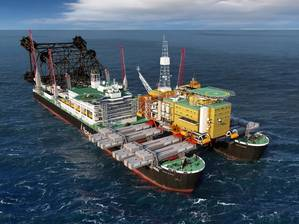 Pioneering Spirit (Image: Allseas)