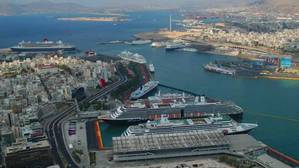 Pic: Port of Piraeus